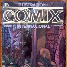 Fumetti: COMIX INTERNACIONAL Nº 45. Lote 234521000