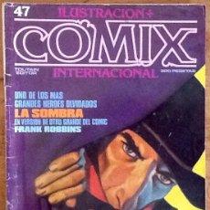Fumetti: COMIX INTERNACIONAL Nº 47. Lote 234521870