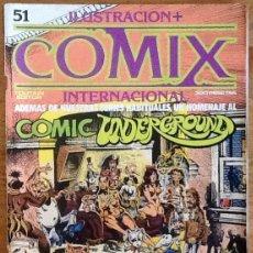 Fumetti: COMIX INTERNACIONAL Nº 51. Lote 234522030