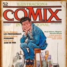 Fumetti: COMIX INTERNACIONAL Nº 52. Lote 234522270