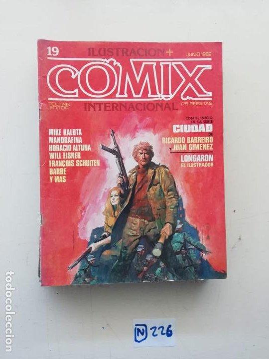 COMIX (Tebeos y Comics - Toutain - Comix Internacional)