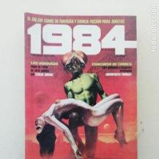 Cómics: 1984. Lote 234753940