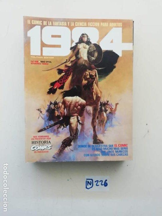 1984 (Tebeos y Comics - Toutain - 1984)