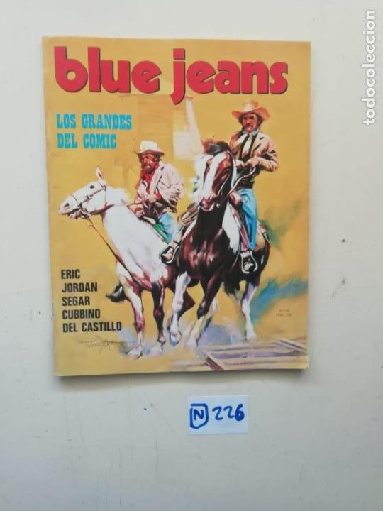 BLUE JEANS (Tebeos y Comics - Toutain - Otros)