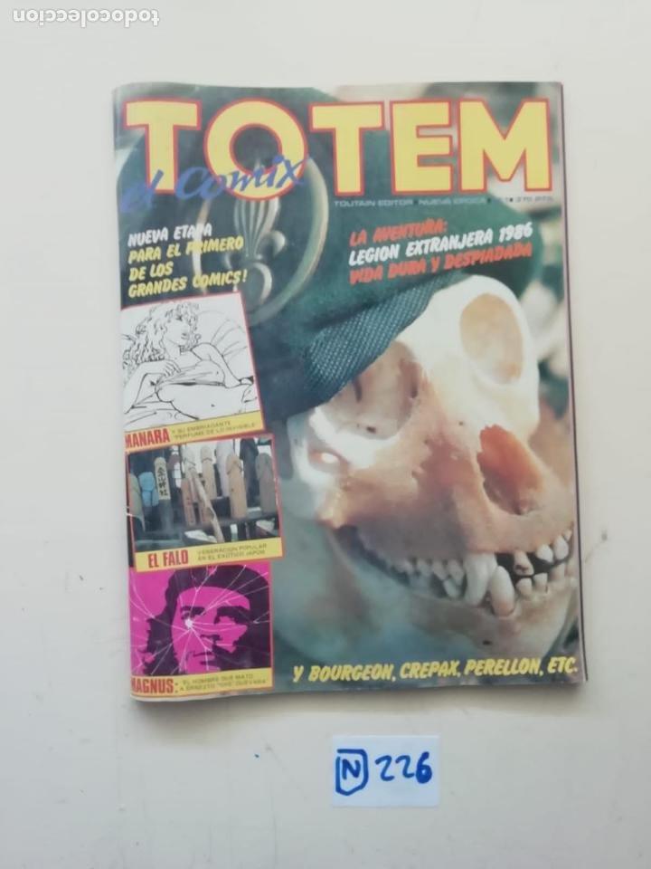 TOTEM (Tebeos y Comics - Toutain - Otros)
