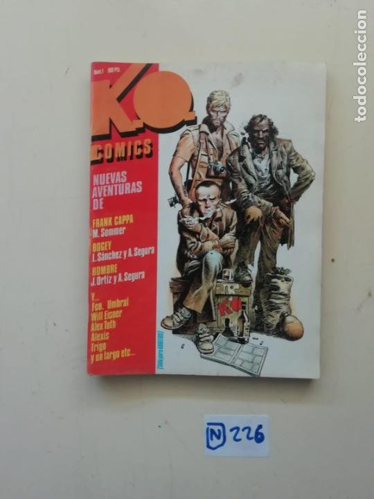 KO (Tebeos y Comics - Toutain - Otros)