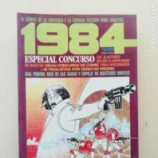 Cómics: 1984. Lote 234783100