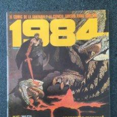 Cómics: 1984 - Nº 47 - REVISTA DE CÓMIC - 1ª EDICION - TOUTAIN - 1982 - ¡COMO NUEVO!. Lote 234870750