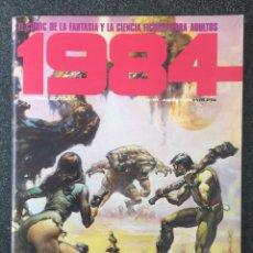 Cómics: 1984 - Nº 51 - REVISTA DE CÓMIC - 1ª EDICION - TOUTAIN - 1983 - ¡COMO NUEVO!. Lote 234873660