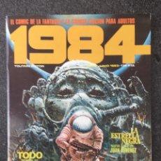 Cómics: 1984 - Nº 53 - REVISTA DE CÓMIC - 1ª EDICION - TOUTAIN - 1983 - ¡NUEVO!. Lote 234874430