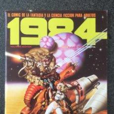 Cómics: 1984 - Nº 54 - REVISTA DE CÓMIC - 1ª EDICION - TOUTAIN - 1983 - ¡NUEVO!. Lote 234874715