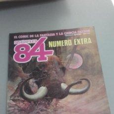 Cómics: X ZONA 84 NUMERO EXTRA ALMANAQUE 1987 (TOUTAIN). Lote 234877115
