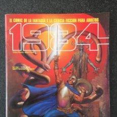 Cómics: 1984 - Nº 56 - REVISTA DE CÓMIC - 1ª EDICION - TOUTAIN - 1983 - ¡COMO NUEVO!. Lote 234879090