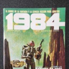 Cómics: 1984 - Nº 57 - REVISTA DE CÓMIC - 1ª EDICION - TOUTAIN - 1983 - ¡COMO NUEVO!. Lote 234879425