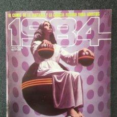 Cómics: 1984 - Nº 59 - REVISTA DE CÓMIC - 1ª EDICION - TOUTAIN - 1983 - ¡COMO NUEVO!. Lote 234880120