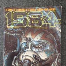 Cómics: 1984 - Nº 60 - REVISTA DE CÓMIC - 1ª EDICION - TOUTAIN - 1984 - ¡NUEVO!. Lote 234880680