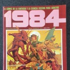 Cómics: 1984 - Nº 61 - REVISTA DE CÓMIC - 1ª EDICION - TOUTAIN - 1984 - ¡NUEVO!. Lote 234881010