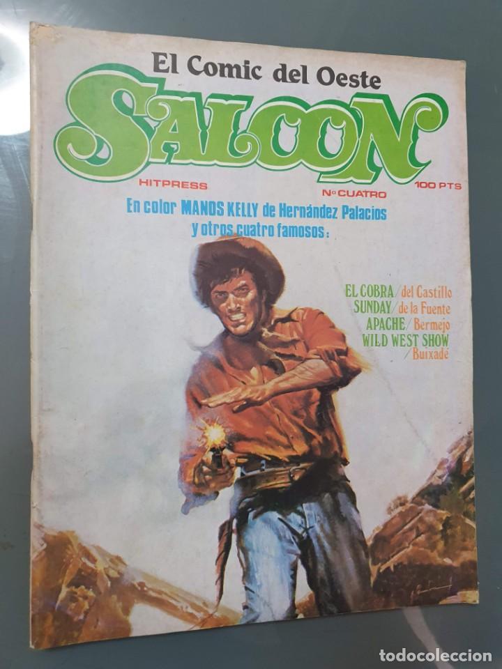 SALCON 4 (Tebeos y Comics - Toutain - Otros)