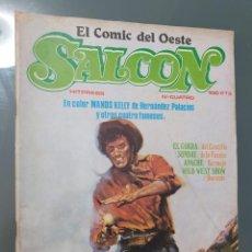 Cómics: SALCON 4. Lote 234996790