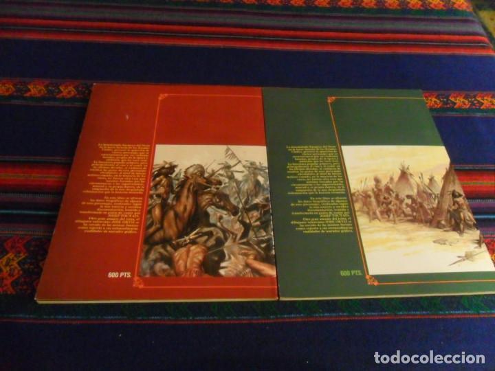 Cómics: GRANDES MITOS DEL OESTE NºS 1 Y 2 COMPLETA. TOUTAIN EDITOR 1987. BUEN ESTADO EN RÚSTICA. - Foto 2 - 235020235
