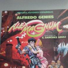 Fumetti: X ALEX MAGNUM, DE GENIES (TOUTAIN). Lote 235147500