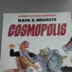 Fumetti: X COSMOPOLIS, DE RAFA NEGRETE (TOUTAIN). Lote 235151575
