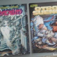 Cómics: X LOTE AZPIRI, PESADILLAS Y OTROS SUEÑOS (PESADILLAS 2) (TOUTAIN). Lote 235154205