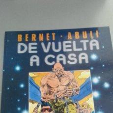 Cómics: X DE VUELTA A CASA, DE BERNET (TOUTAIN). Lote 235154510