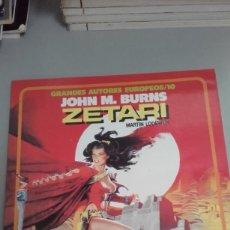 Cómics: X ZETARI, DE JOHN BURNS (TOUTAIN). Lote 235155080