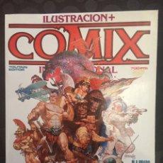 Cómics: ILUSTRACION + COMIX INTERNACIONAL EXTRA N.20 CONTIENE N.63 64 Y 65 ( 1980/1986 ). Lote 235485530