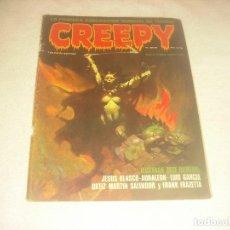 Cómics: CREEPY N, SEIS . PUBLICACION DE TERROR.. Lote 235579510