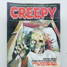 Cómics: CREEPY. Lote 235585030