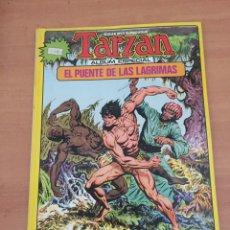 Cómics: TARZAN EL PUENTE DE LAS LAGRIMAS, BROCAL REMOHI. TOUTAIN 1979. Lote 235599245