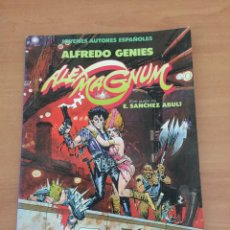Cómics: ALEX MAGNUM/ALFREDO GENIES/TOUTAIN. Lote 235599525
