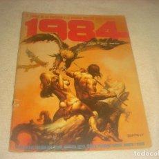 Cómics: 1984 N. 43. EL COMIC DE LA FANTASIA Y LA CIENCIA FICCION.. Lote 235637410