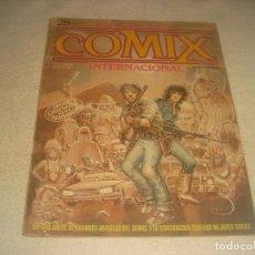 Cómics: COMIX INTERNACIONAL N. 28. Lote 235640630