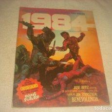 Cómics: 1984 N. 24. EL COMIC DE LA FANTASIA Y LA CIENCIA FICCION.. Lote 235661155