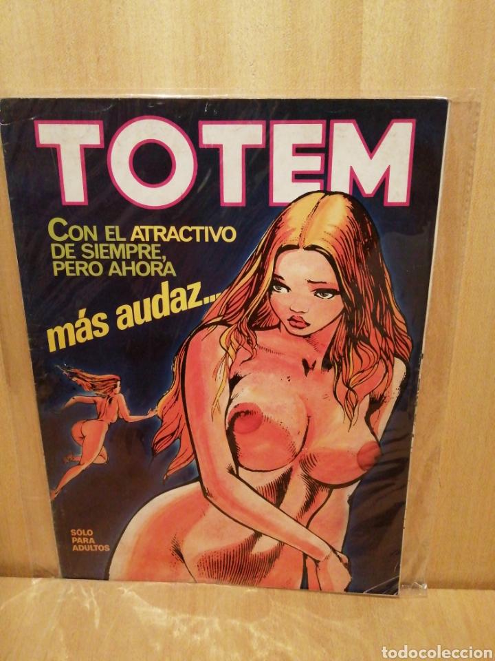 TOTEM. NUM 58. (Tebeos y Comics - Toutain - Otros)