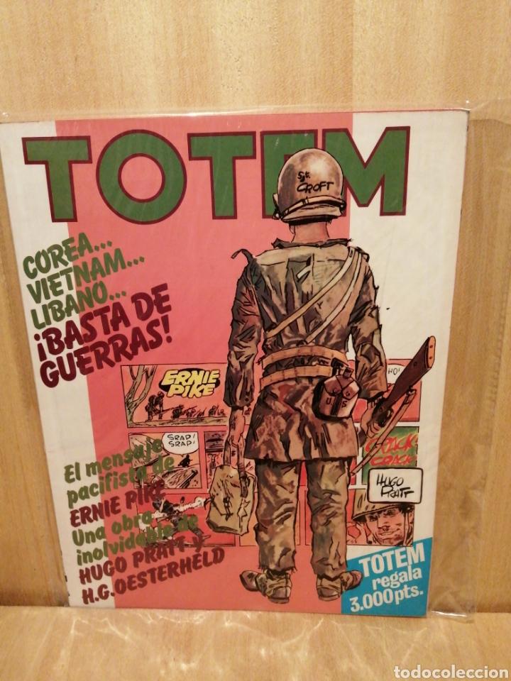 TOTEM. NUM 55. (Tebeos y Comics - Toutain - Otros)