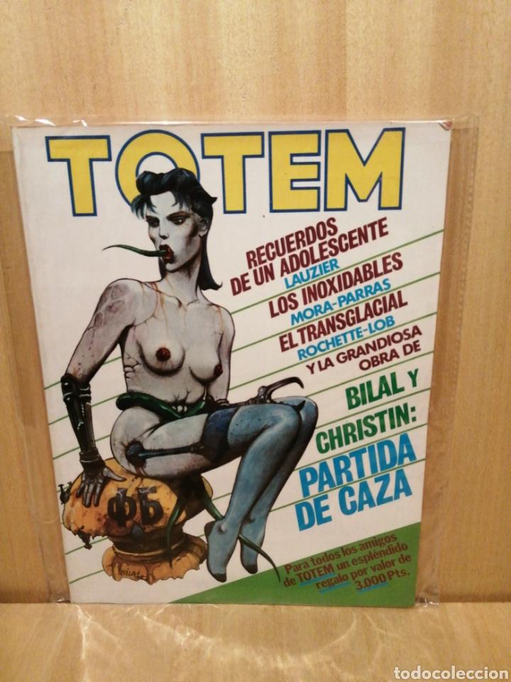 TOTEM. NUM 54. (Tebeos y Comics - Toutain - Otros)