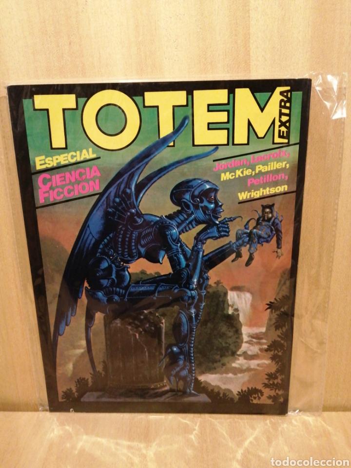 TOTEM EXTRA . ESPECIAL CIENCIA FICCIÓN. NUM 21. (Tebeos y Comics - Toutain - Otros)