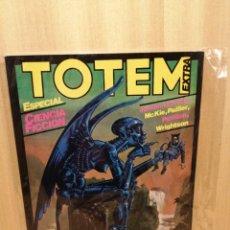 Cómics: TOTEM EXTRA . ESPECIAL CIENCIA FICCIÓN. NUM 21.. Lote 235790110