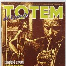 Cómics: TOTEM EL COMIX #49 (TOUTAIN, 1990). Lote 235791300