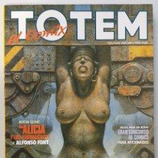 Cómics: RETAPADO TOTEM EL COMIX #19, 20 Y 21 (TOUTAIN, 1990). Lote 235792365