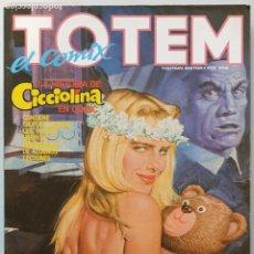 Cómics: RETAPADO TOTEM EL COMIX #22, 23 Y 24 (TOUTAIN, 1988). Lote 235792885