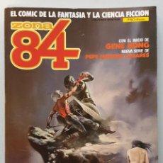 Cómics: RETAPADO ZONA 84 #26,27 Y 28 (TOUTAIN, 1986). Lote 235798725