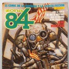 Cómics: RETAPADO ZONA 84 #41,42 Y 43 (TOUTAIN, 1987). Lote 235799550