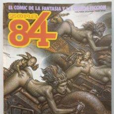 Cómics: RETAPADO ZONA 84 #44,45 Y 46 (TOUTAIN, 1988). Lote 235800155