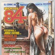 Cómics: RETAPADO ZONA 84 #47,48 Y 49 (TOUTAIN, 1988). Lote 235801145
