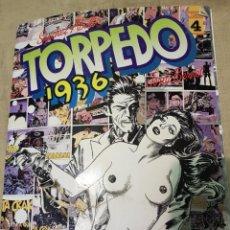 Cómics: COMIC TORPEDO 1936 DE 1986. Lote 235812820